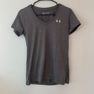 Under armour workout short sleeve